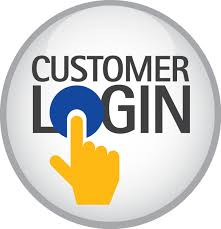 Customer Login Button